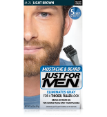 JUST FOR MEN - ZA BRKE IN BRADO barva: svetlo rjava M25